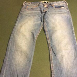 Hollister 7r Jeans